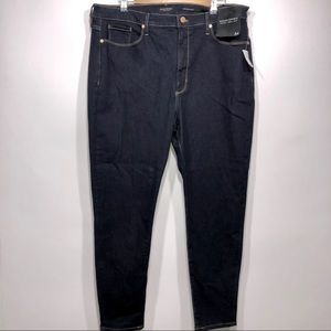Banana Republic NWT High Rise Skinny Ankle Jeans
